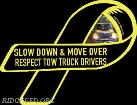 "Addition to the Maryland ""Move Over"" Law"