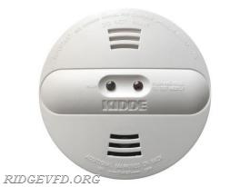 Smoke Detector Recall