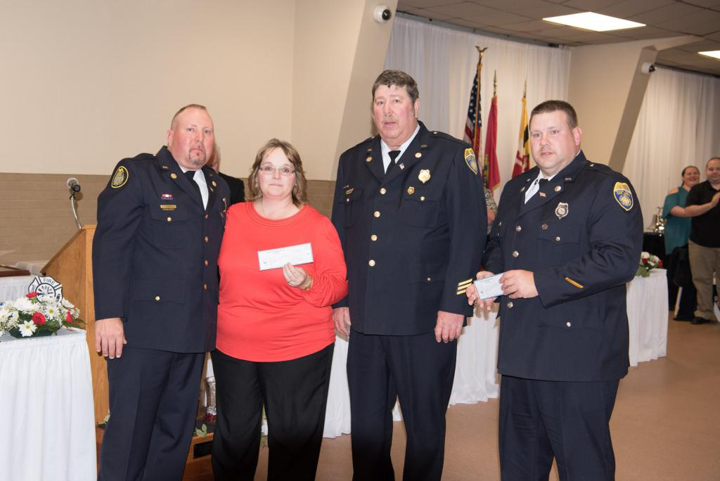 Auxiliary Donation of 55K