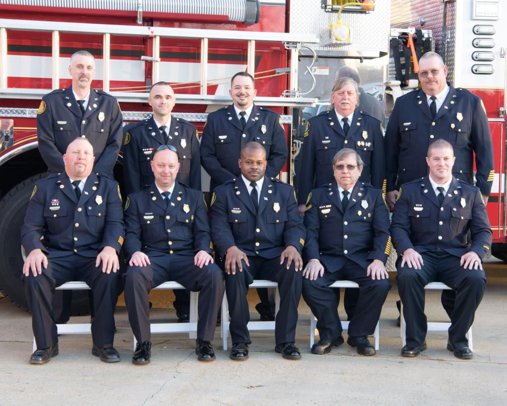 2019 Line Officers