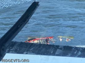 Boat Rescue - Potomac River