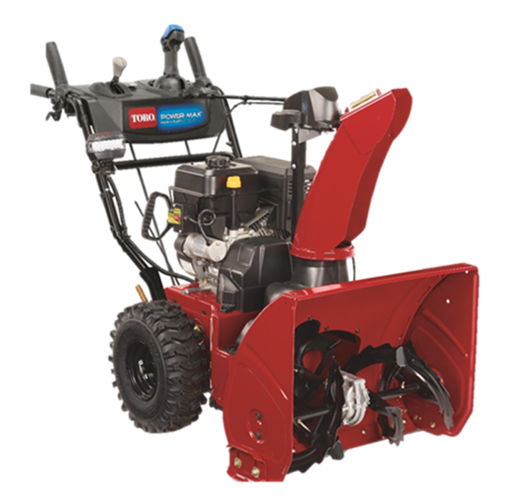 4) Recalled Model Year 2021 Toro Power Max 826 OHAE Snowthrower
