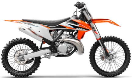 5) KTM, Husqvarna and GASGAS closed course competition motorcycles