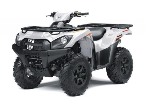 3) Kawasaki BRUTE FORCE® 750 All-Terrain Vehicles (ATVs)