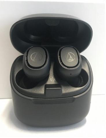 4) Charging Cases Sold with Audio-Technica Wireless Headphones, Model ATH-CK3TW