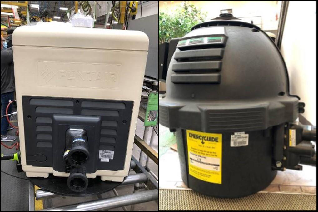 1) StaRite and Mastertemp pool heaters