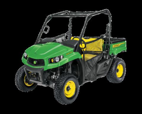 8) John Deere XUV590 and XUV590 S4 Gator™ utility vehicles