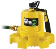 4) WAYNE WaterBUG GLOW Multi-Use Submersible Water Removal Pumps