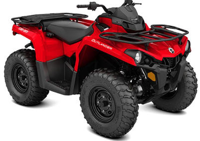 2021 Can-Am Outlander and Renegade ATVs
