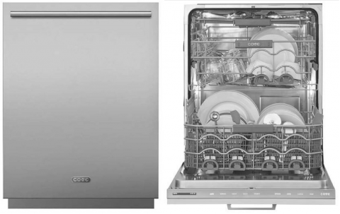 Cove Appliance 24-inch built-in dishwashers