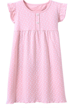 1)  Auranso Official Children's Nightgowns