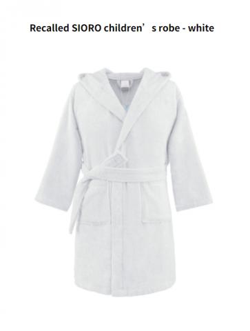 2)  SIORO Children's Robes