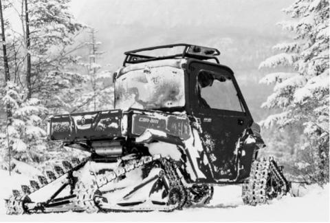 7) BRP Model Years 2020 and 2021 Can-AM Defender HD10 side-by-side vehicles