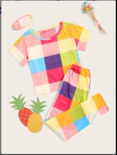 2) Zoetop Business Co. Ltd. Children's Sleepwear