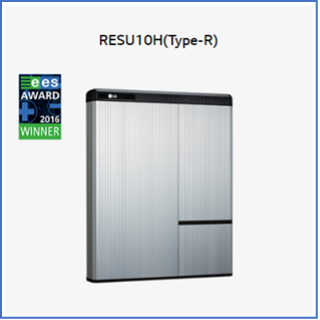 "5) LG Chem ""RESU10H"" Lithium-Ion Residential Energy Storage System Batteries"