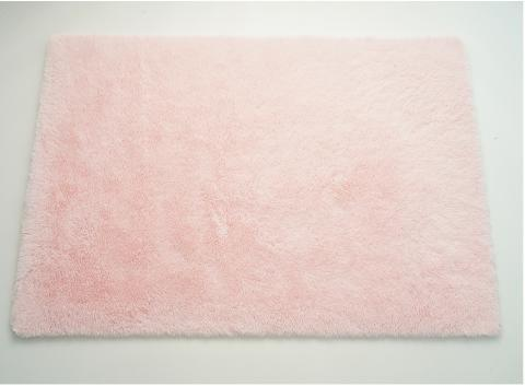 9) Pacapet Fluffy Pink Area Rugs
