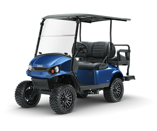 4) E-Z-GO PTVs and Tracker Off-Road Vehicles